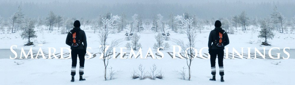 Smārdes Ziemas Rogainings