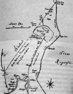 1783. gada apvidus karte