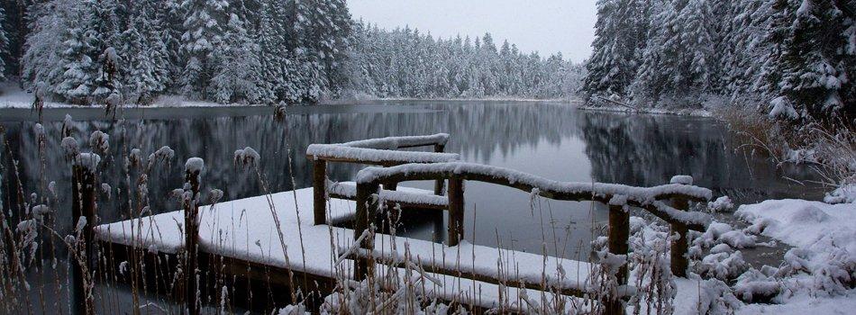 Valguma ezers, foto R. Reķis