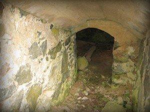 Ieeja akmens pagrabā