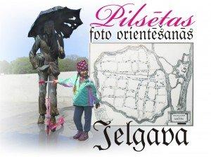 Pilsētas fotoorientēšanās Jelgavā