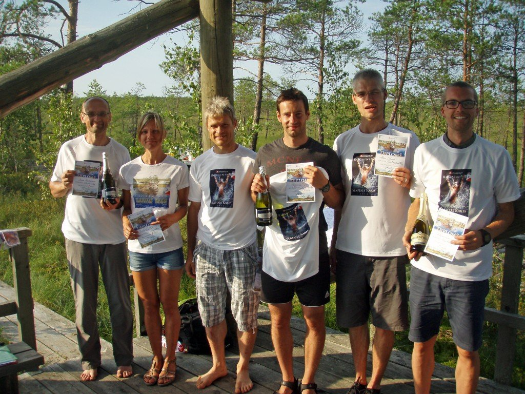Slapjā Kaķa 2014 uzvarētāji